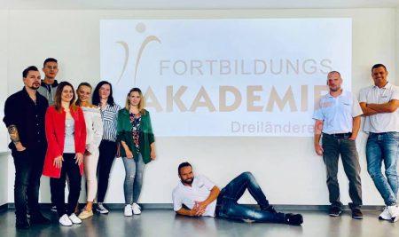 NEUERÖFFNUNG: Fortbildungsakademie – Dreilaendereck GbR