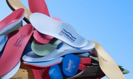 Funktionelle Schuheinlagen in der Therapie